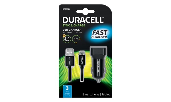 Muvi K1 Bil charger