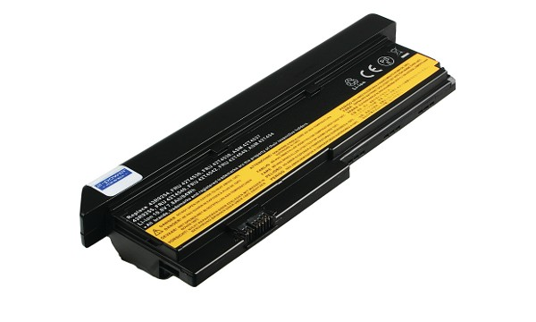 ThinkPad x200 BAtteri (9 Celler)