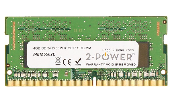 Pavilion Power 15-cb003na 4GB DDR4 2400MHz CL17 SODIMM