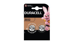 DL2032 Coin Cell Battery - 2 Pack