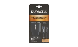 Duracell Type-C Wall Charger & Cable
