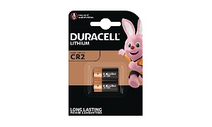 Duracell CR2 Camera Battery Twin Pack