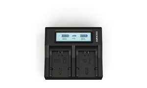 CGR-S006 Panasonic CGA-S006 Dual Battery Charger